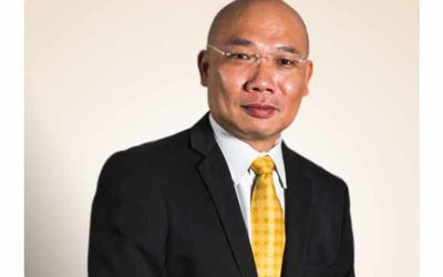 Shih Jih Yao, Executive VP & General Manager Info-Comm Systems at ST Engineering Electronics