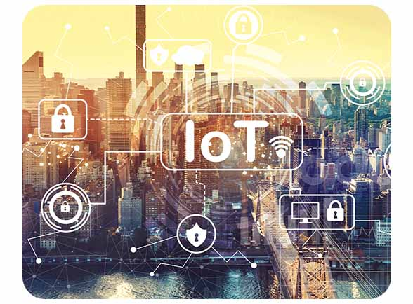 Vice President Executive Search Assignment for a global IoT infrastructure provider