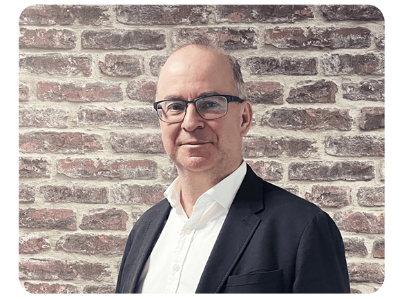 Thierry Chambon, CEO of Energisme